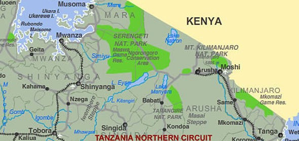 Northern Safari Circuit
